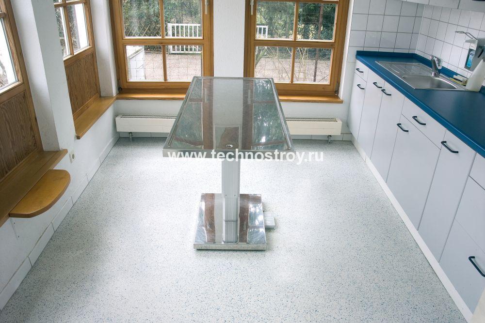 Наливные полы в квартире схема мастика tenalux